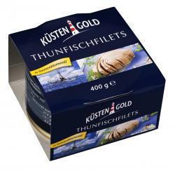 K�stengold Thunfischfilets in Sonnenblumen�l  (280 g) - 4250426208337