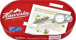 Hawesta Heringsfilets in Champignon-Creme  (200 g) - 4006922000605