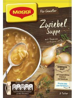 Maggi Für Genießer Zwiebelsuppe  - 4005500337904