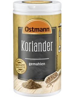 Ostmann Koriander gemahlen  (25 g) - 4002674041774