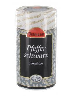 Ostmann Pfeffer schwarz gemahlen  (40 g) - 4002674044676