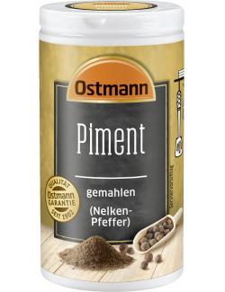 Ostmann Piment Nelken-Pfeffer gemahlen  (35 g) - 4002674044874