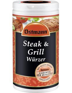 Ostmann Steak & Grill W�rzmischung  (60 g) - 4002674045505