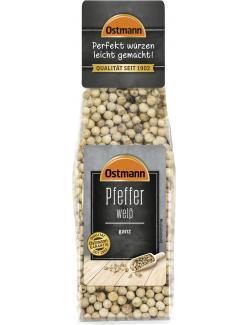 Ostmann Pfeffer wei� ganz  (60 g) - 4002674054699