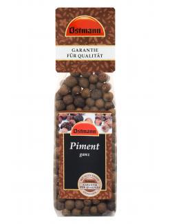 Ostmann Piment ganz  (35 g) - 4002674054859