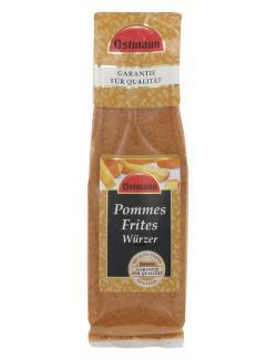 Ostmann Pommes-Frites W�rzer  (90 g) - 4002674054972