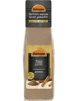 Ostmann Zimt gemahlen  (45 g) - 4002674056150