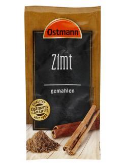 Ostmann Zimt gemahlen  (20 g) - 4002674106411