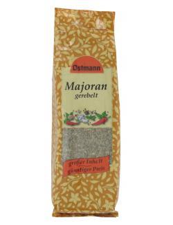 Ostmann Majoran gerebelt  (20 g) - 4002674073607