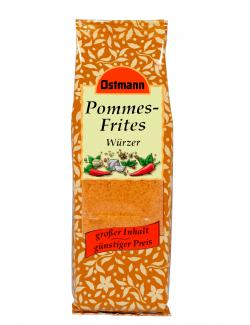 Ostmann Pommes-Frites W�rzer  (150 g) - 4002674074970