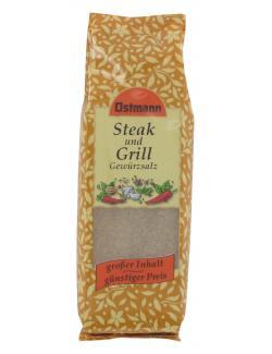 Ostmann Steak und Grill Gew�rzsalz  (125 g) - 4002674075502