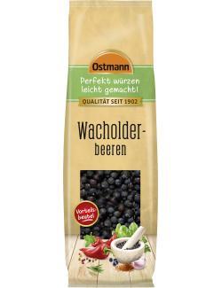 Ostmann Wacholderbeeren  (50 g) - 4002674076004