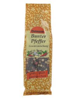 Ostmann Bunter Pfeffer Gewürzmischung ganz  (70 g) - 4002674074482