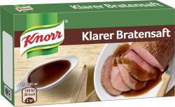 Knorr Klarer Bratensaft  (1 l) - 40004877