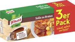 Knorr Soße zum Braten  (3 x 0,25 l) - 40387994
