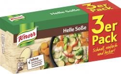 Knorr Helle So�e  (3 x 0,25 l) - 4038700117045