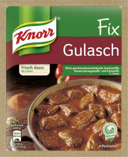 Knorr Fix Gulasch  (51 g) - 4038700101235