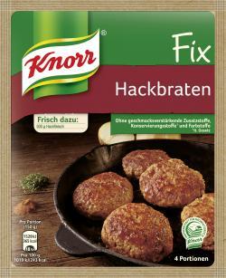 Knorr Fix Hackbraten  (78 g) - 8718114819556