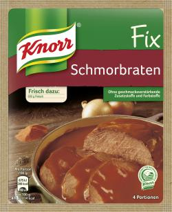 Knorr Fix Schmorbraten  (41 g) - 4000400145307