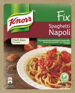 Knorr Fix Spaghetti Napoli  (44 g) - 4000400145451
