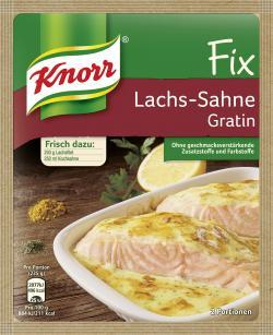 Knorr Fix Lachs-Sahne Gratin  (28 g) - 4000400145321