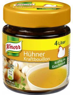 Knorr Hühner Kraftbouillon  (4 l) - 4038700100092