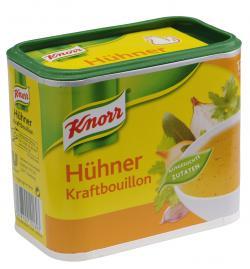 Knorr Hühner Kraftbouillon  (12 l) - 4038700101693