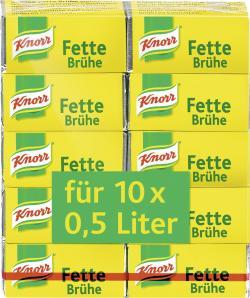 Knorr Fette Br�he  (5 l) - 40387741