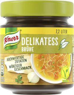 Knorr Delikatess Br�he  (7 l) - 4038700102072