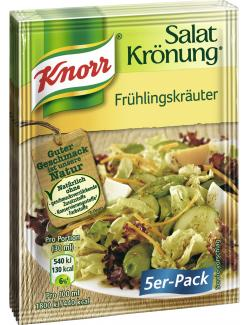 Knorr Salatkrönung Frühlingskräuter  - 4038700114228