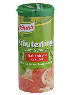 Knorr Kr�uterlinge Italienische Kr�uter  (60 g) - 4038700102522