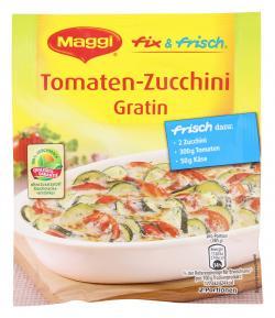 Maggi fix & frisch Tomaten-Zucchini Gratin  (47 g) - 7613030718789