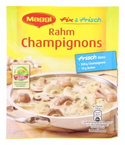 Maggi fix & frisch Rahm Champignons  (37 g) - 7613030712374
