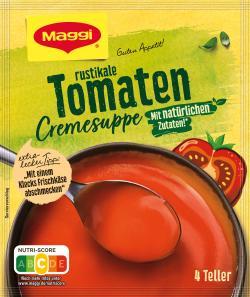 Maggi Guten Appetit Tomaten-Cremesuppe  - 4005500323730