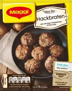 Maggi fix & frisch Hackbraten  (92 g) - 7613030711551