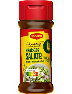 Maggi Würzmischung 4 Knackige Salate  (60 g) - 4005500027898