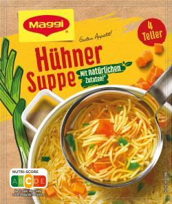 Maggi Guten Appetit Hühner Suppe  - 4005500048930