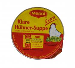 Maggi Klare Hühner-Suppe Extra  (750 ml) - 4005500309512