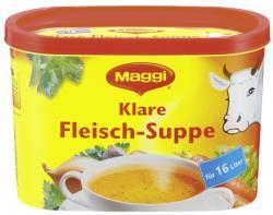 Maggi Klare Fleisch-Suppe  (16 l) - 4005500037507