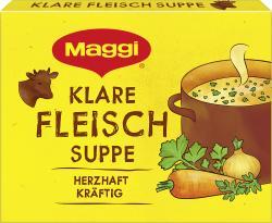 Maggi Klare Fleisch-Suppe  (4 x 1 l) - 4005500307600