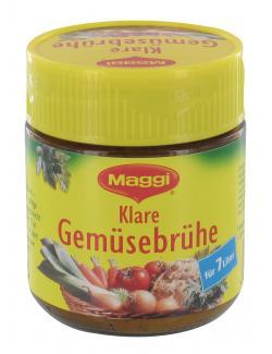 Maggi Klare Gem�sebr�he  (7 l) - 4005500025207