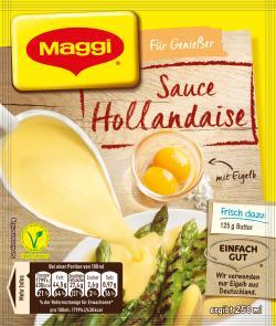 Maggi Für Genießer Sauce Hollandaise  (30 g) - 4005500338758