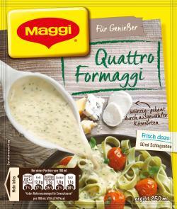 Maggi La Pasta di Maggi Quattro Formaggi Sauce  (48 g) - 4005500079019