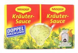 Maggi Delikatess Kr�uter-Sauce  (2 x 0,25 l) - 4005500318859