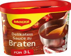 Maggi Delikatess Sauce zu Braten  (3 l) - 4005500037651