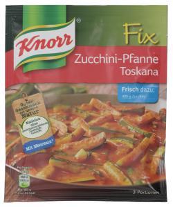 Knorr Fix Zucchini-Pfanne Toscana  (42 g) - 4000400145444