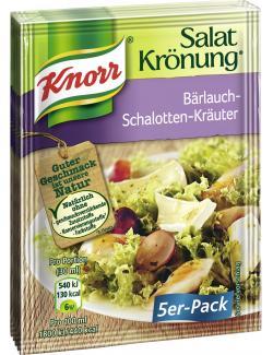 Knorr Salatkr�nung B�rlauch-Schalotten-Kr�uter  (50 g) - 4000400121462