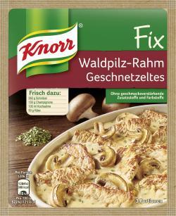 Knorr Fix Waldpilz-Rahm Geschnetzeltes  (40 g) - 4000400126559