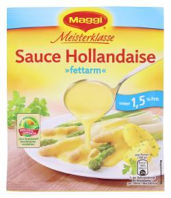 Maggi Meisterklasse Sauce Hollandaise fettarm 2,87 EUR/100 g 477015