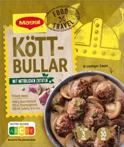 Maggi fix & frisch K�ttbullar  (34 g) - 7613031218004